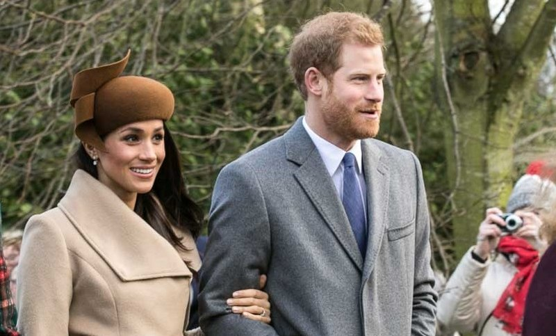 Trump obsesses about Prince Harry and Meghan Markle instead of the pandemic