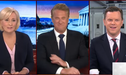 "AM Joe brilliantly busts ""wanderer"" Trump for smearing Biden on mental fitness"