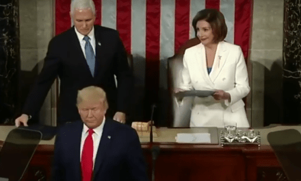 Trump pouts and won't attend St. Patrick's day event because … Pelosi