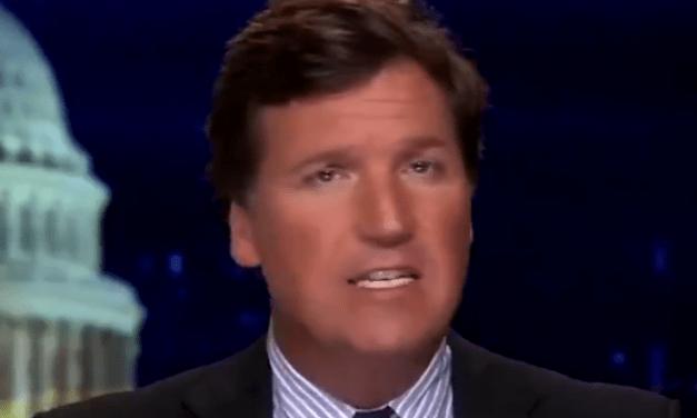 Tucker Carlson wants Burr to face prosecution for stock dumping