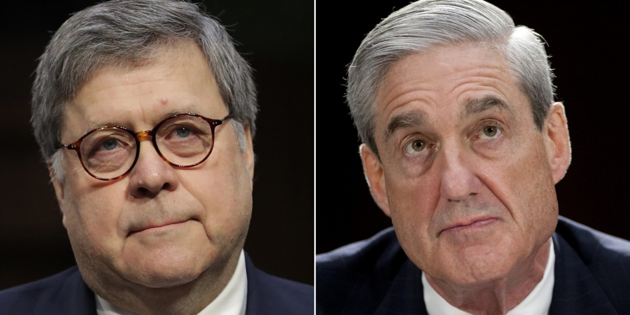 DOJ drops case against Russian firm indicted by Robert Mueller for election interference