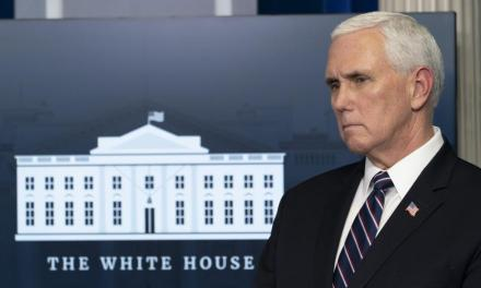 Petty Pence blocks medical officials from appearing on CNN unless network will air daily briefings
