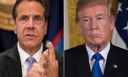 Andrew Cuomo mocks Trump's daily pandemic briefings: 'It could be a comedy skit!'