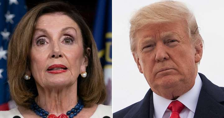 Pelosi calls Trump out as an 'incompetent' POTUS who has 'caused unnecessary death and destruction'