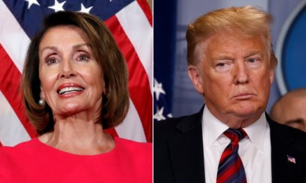 Pelosi burns Trump to the ground: The 'morbidly obese' shouldn't take hydroxychloroquine