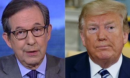Chris Wallace pours cold water all over Trump's claims of massive fraud in absentee voting