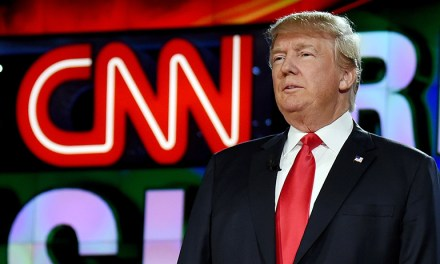 Majority of Americans say they trust CNN more than Trump