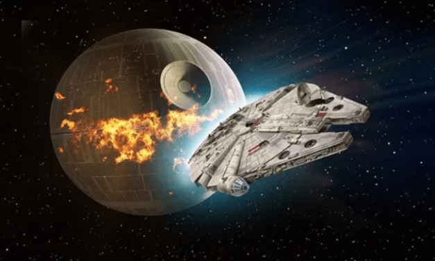 "Trump campaign manager dubs the campaign ""Death Star"""