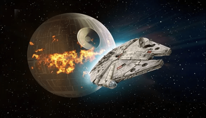 """Trump campaign manager dubs the campaign """"Death Star"""""""