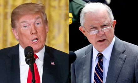Jeff Sessions claps back hard after Trump trashes his former AG in brutal Twitter attack
