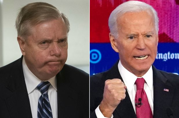 Former RNC chairman explains how Democrats can short-circuit Graham's 'sham' Biden probe