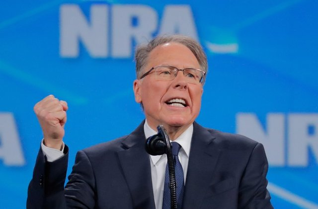 Court documents show NRA chief Wayne LaPierre fears he may be 'going to jail'