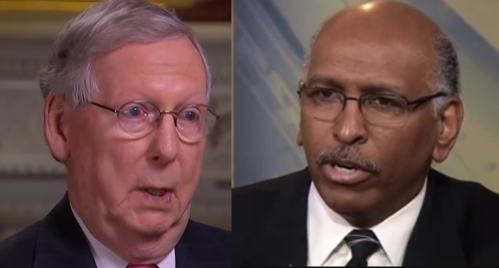 Former RNC chair Steele claps back at McConnell for saying Obama should have 'kept his mouth shut'
