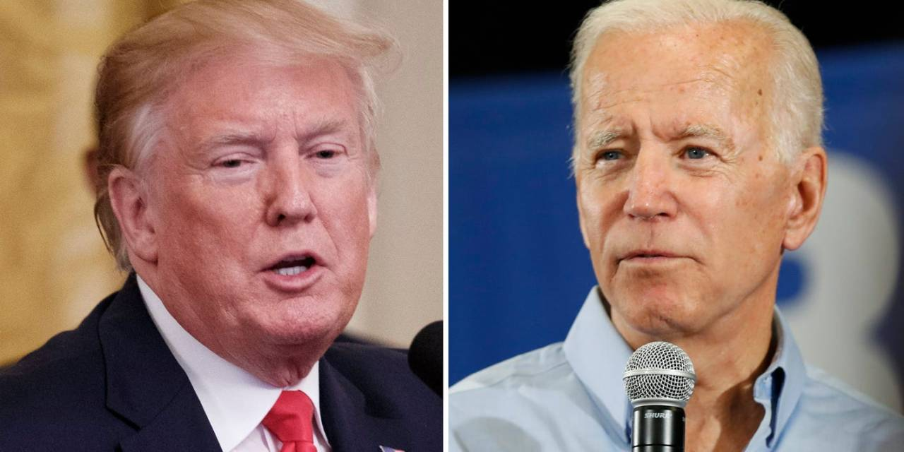 Trump accuses Biden of wanting to 'abolish the American way of life'