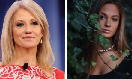Kellyanne Conway's daughter is a devoted anti-Trumper, and her TikTok posts are going viral