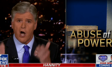 Sean Hannity: Just like George Floyd, Trump is also the victim of 'crooked cops'