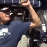 Trump tweets out video of his elderly supporters chanting 'White power!' at Florida protest