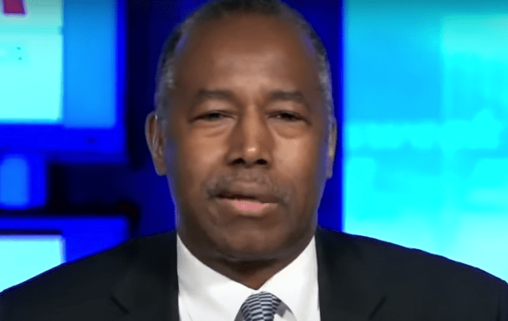 Stacey Abrams takes Ben Carson to the woodshed for defending Trump's racism