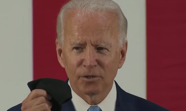 Biden tells Trump to help hospitals defeat coronavirus before he ever tees off at a golf course again