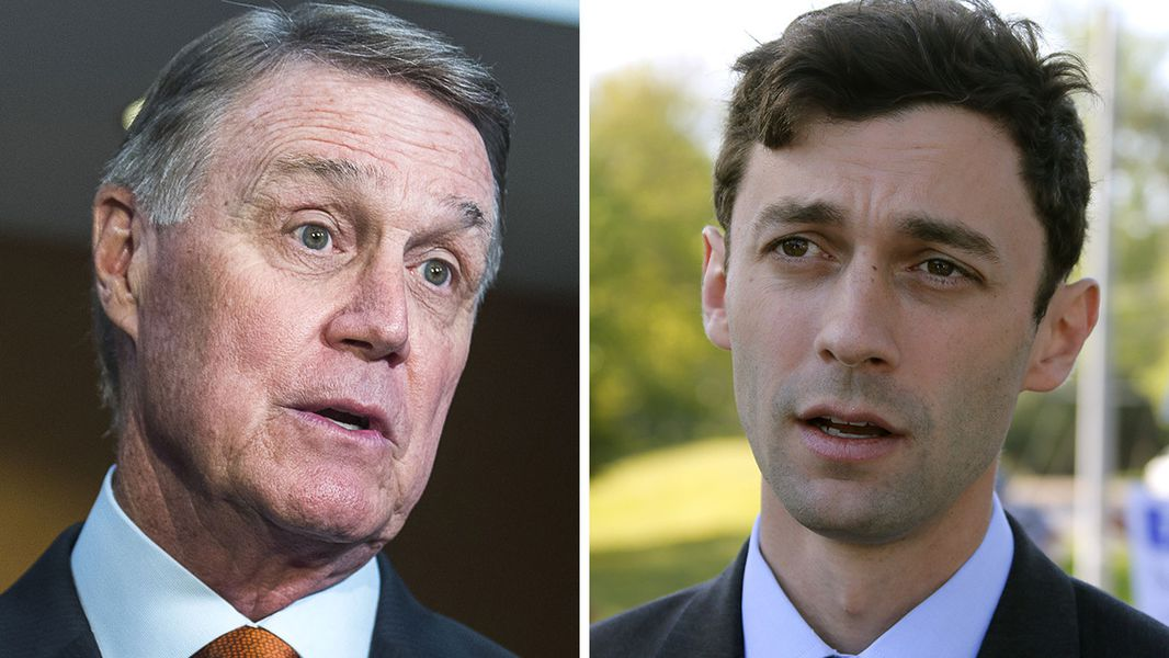 GOP senator gets caught digitally enhancing the nose of his Jewish opponent in campaign ad