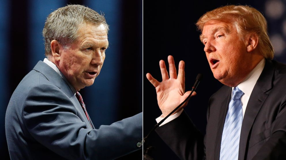 John Kasich: Trump is furious because he 'doesn't know who to blame' for his failures