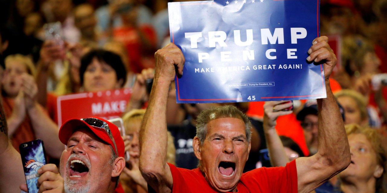 Trump supporters furious with his campaign for spamming them with 'sleazy' text messages