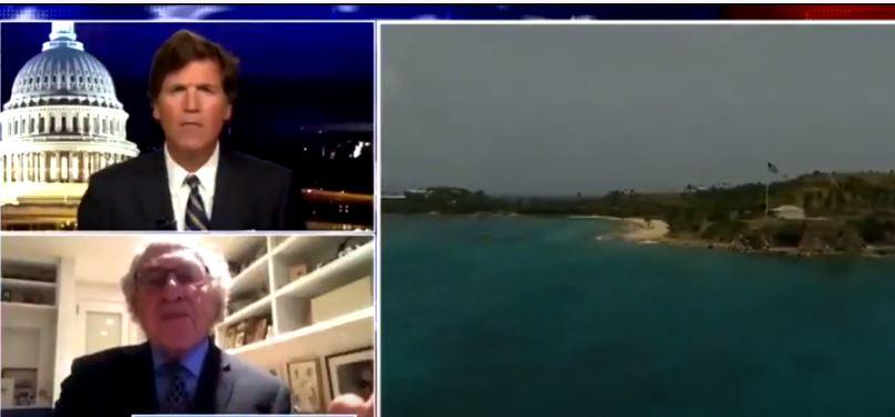 Alan Dershowitz gets grilled about staying on Epstein's 'pedo island'