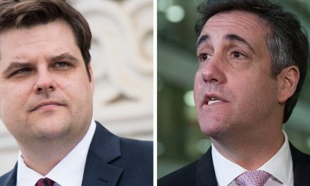House Ethics Committee strongly rebukes Matt Gaetz for 2019 tweet targeting Michael Cohen