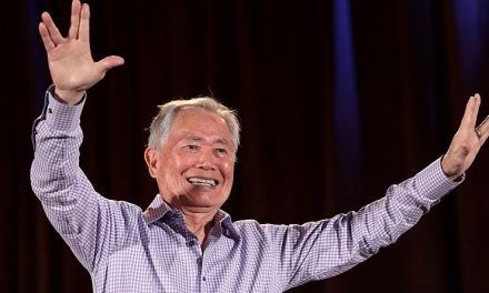 George Takei just gave Democrats the best advice for the 2020 election