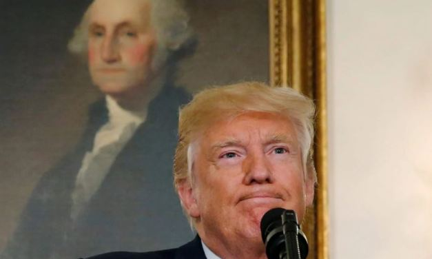 Trump now thinks he could whoop George Washington