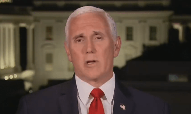 Mike Pence gets brutally fact-checked for claiming Trump has created more jobs than Obama did
