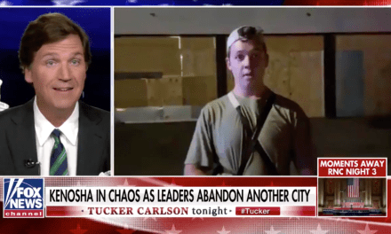 Fox host Tucker Carlson praises Kenosha shooter for helping 'maintain order' in the city