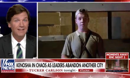 Fox host Tucker Carlson praises Kenosha shooter for helping 'maintain order' in the city