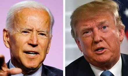 Trump gets torched for demanding Biden release list of SCOTUS nominees