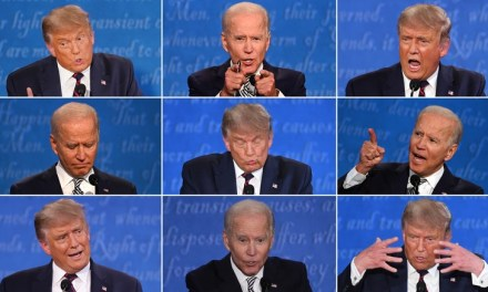 Post-debate instant poll shows viewers think Biden won – And it wasn't even close
