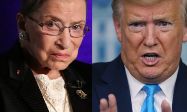 Trump tells Fox News RBG's dying wish was a hoax 'written out' by Adam Schiff or Nancy Pelosi