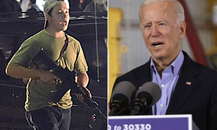 Accused Kenosha shooter Kyle Rittenhouse planning to sue Joe Biden for libel