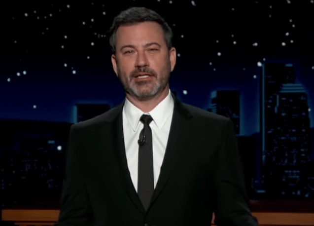 Kimmel buries hospitalized Trump for not taking coronavirus seriously