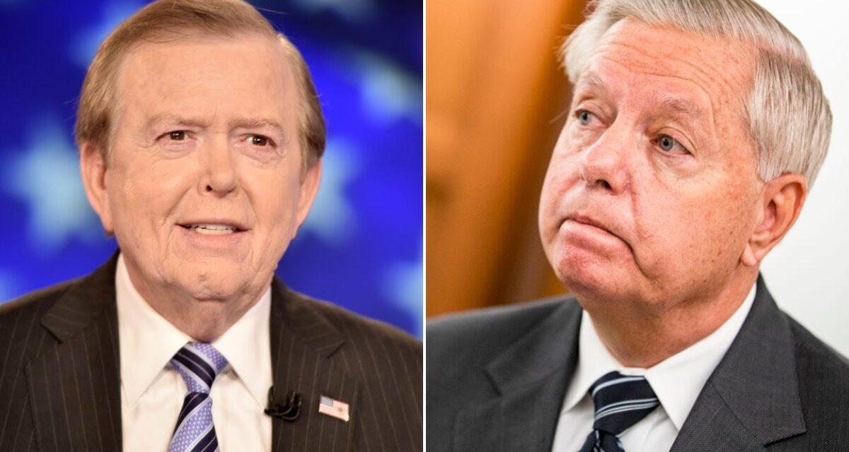 Lou Dobbs viciously attacks Lindsey Graham, accuses him of having 'betrayed' Trump