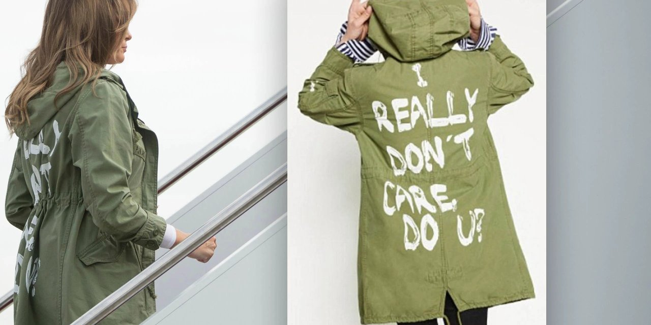 Americans disgusted by audio of 'sociopath' Melania mocking the plight of migrant children