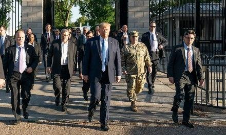 Recently fired Defense Secretary Mark Esper has a disturbing warning about Trump