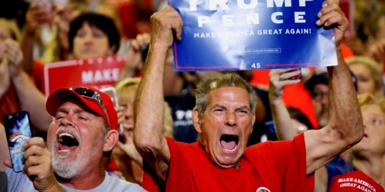 MAGA faithful call for armed insurrection after Supreme Court tosses Trump's bogus election lawsuit