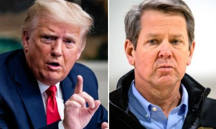 Trump demands Georgia governor 'call off' Senate runoff election because 'it won't be needed'