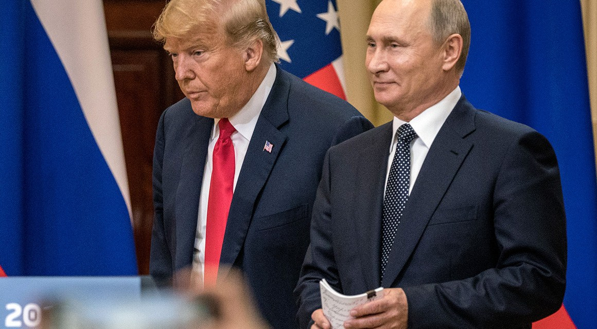 Russian state media urges Putin to grant asylum to Trump so he can avoid prosecution in the US