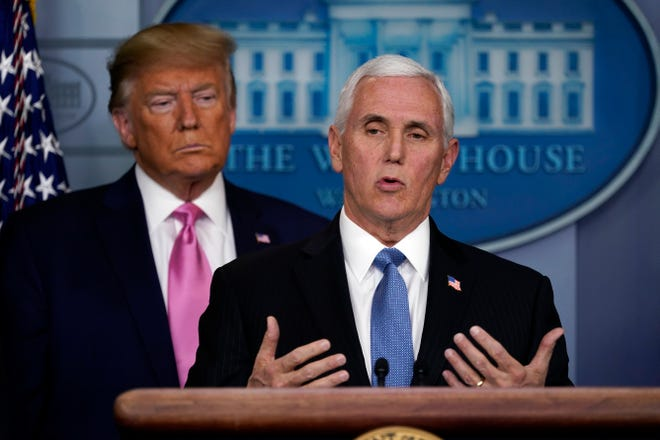 Pence hasn't ruled out invoking the 25th Amendment if Trump becomes 'more unstable'