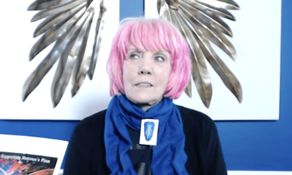 Christian 'prophetess' claims God has informed her that Trump is still POTUS