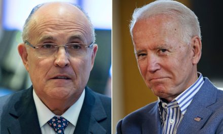 Just hours after being sued for $1.3 billion, Giuliani finally admits Joe Biden is president