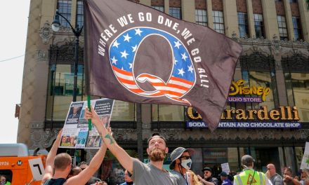 Twitter suspends 70,000 QAnon accounts in effort to counteract the spread of conspiracy theories