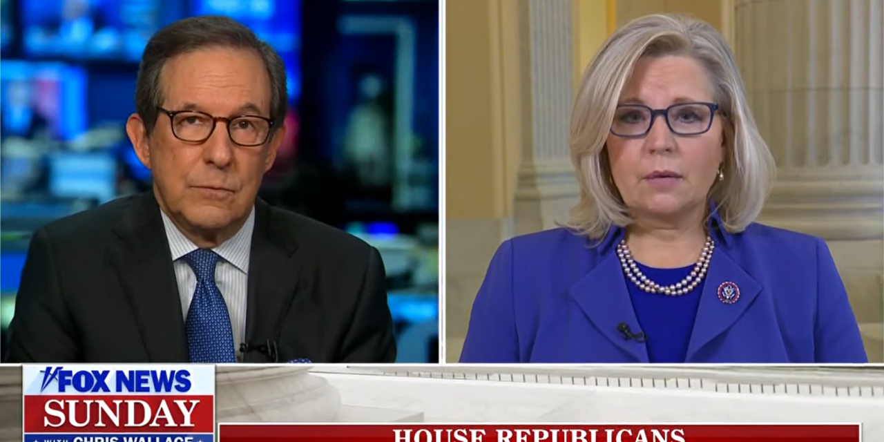 Liz Cheney predicts there will be 'many criminal investigations' into Trump's role in the Capitol riots