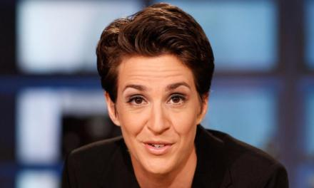 Rachel Maddow gets payback on right-wing 'news' network when court rules in her favor